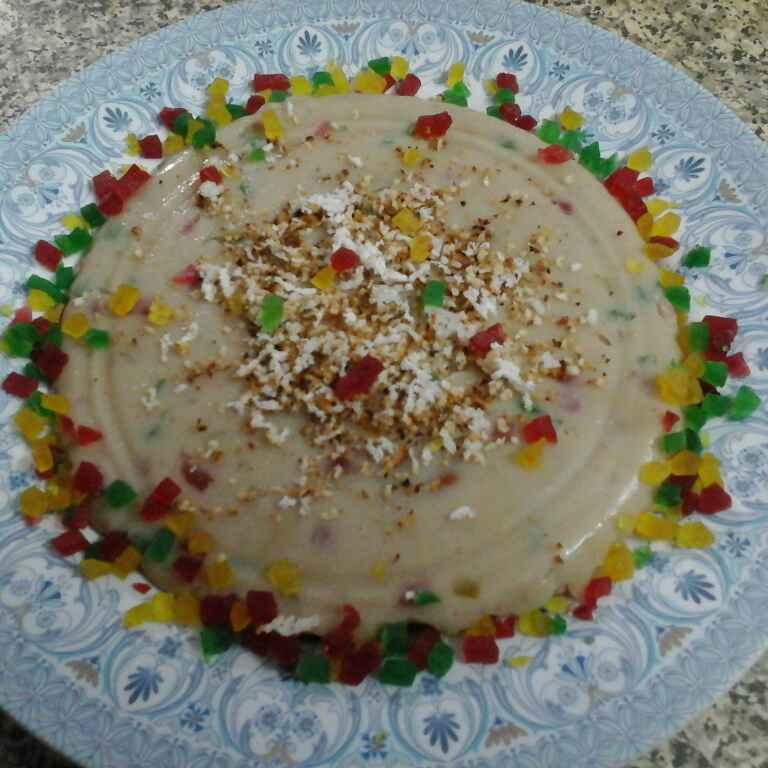 How to make Maja blanca/ Coconut Milk Pudding