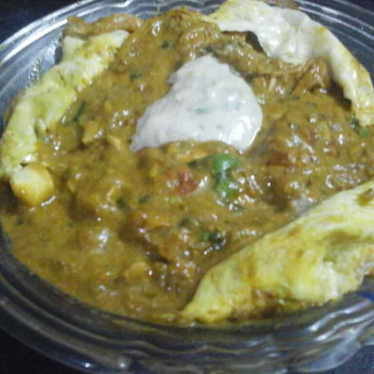 How to make Chicken Patiala