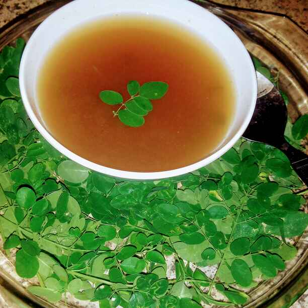Photo of Drumstick leaves soup. by Latha Nair at BetterButter