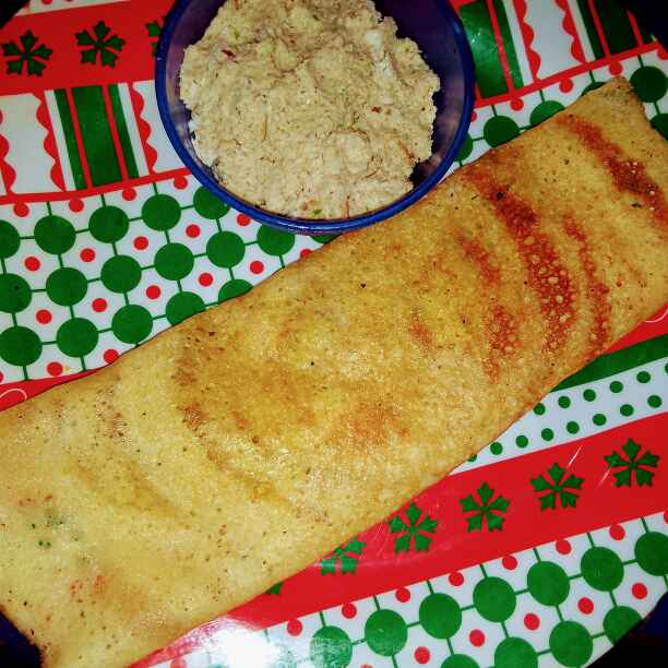 Photo of Masala dosa. by Latha Nair at BetterButter