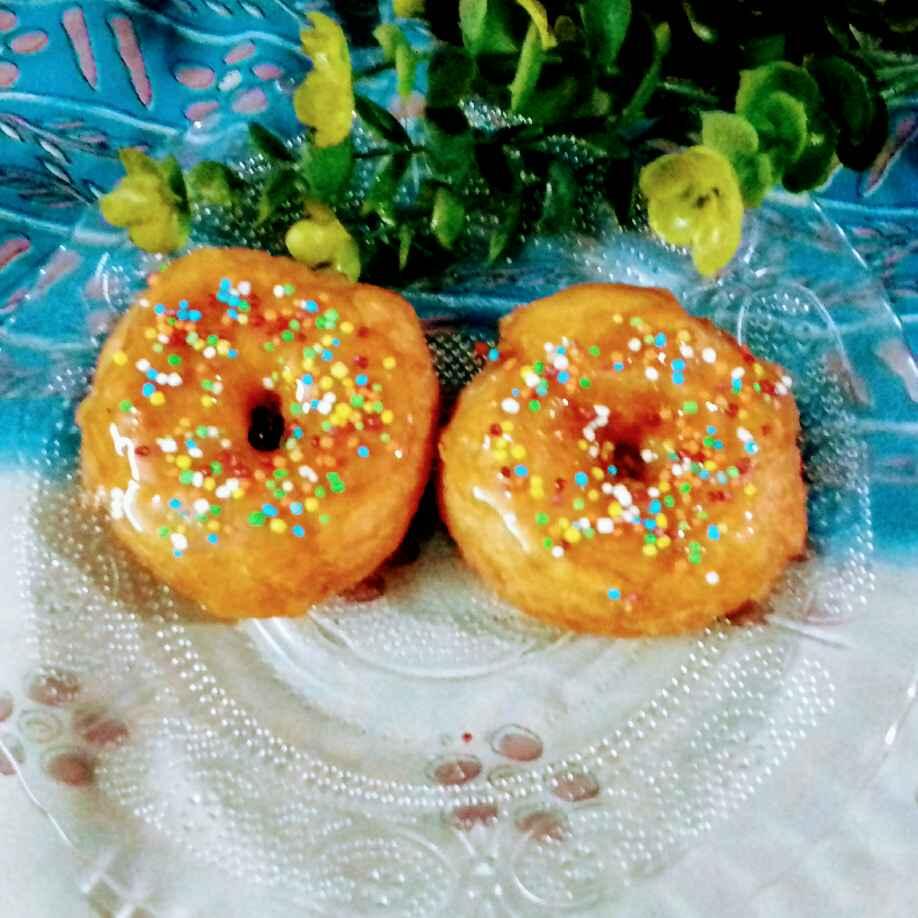 Photo of Sweet potato doughnuts. by Latha Nair at BetterButter