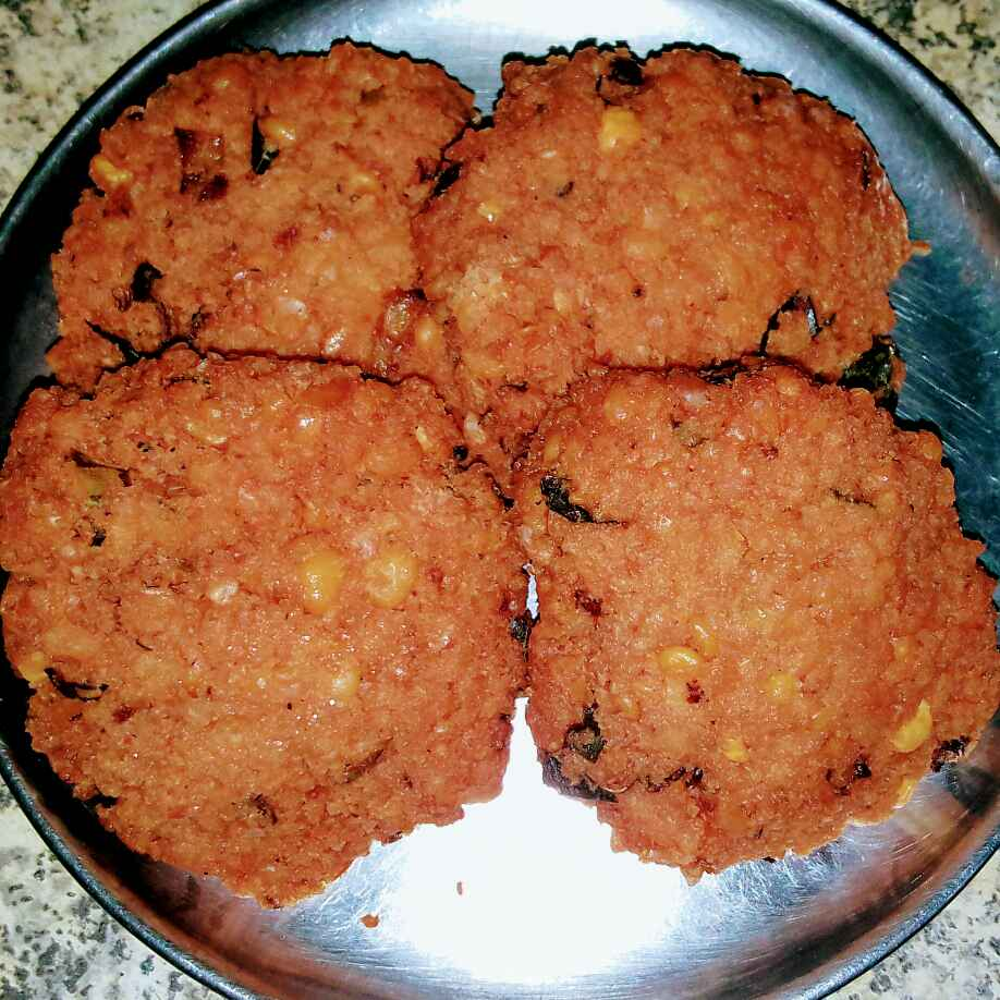 Photo of Dal vada by Latha Nair at BetterButter