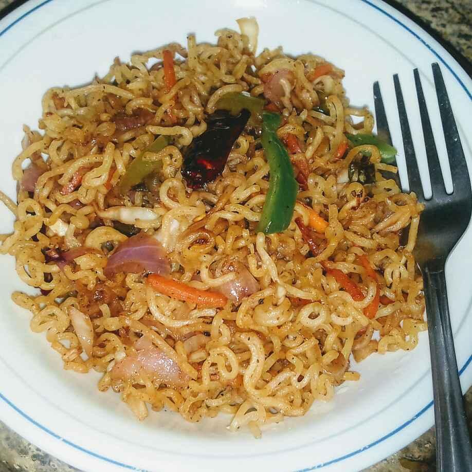How to make Crispy Noodles.