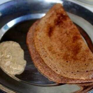 How to make Ragi (finger millet) dosa