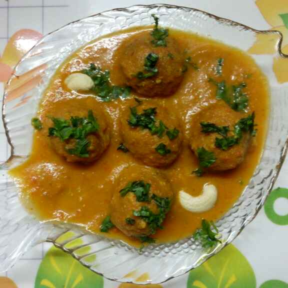 How to make Malai kofta in makhni gravy