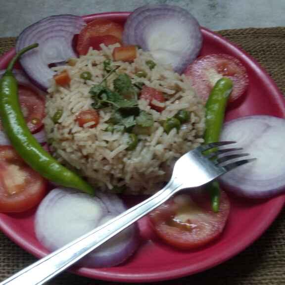 How to make Veg Makhanwala pulao