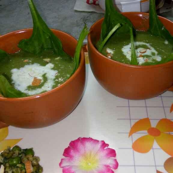 Photo of Alkaline Green Soup by Pallavi Nayyar at BetterButter