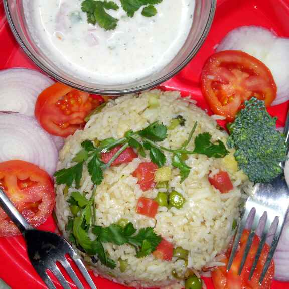 How to make Aachari veg pulao ( one pot dish)