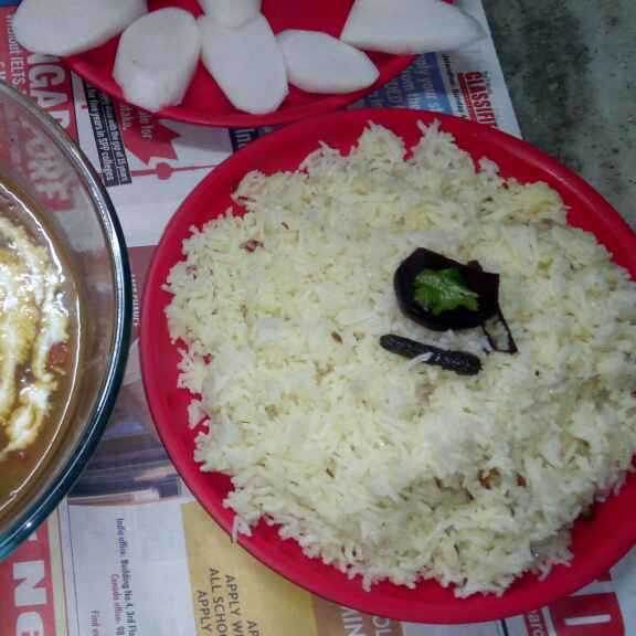 Photo of Garam masala pulao by Pallavi Nayyar at BetterButter