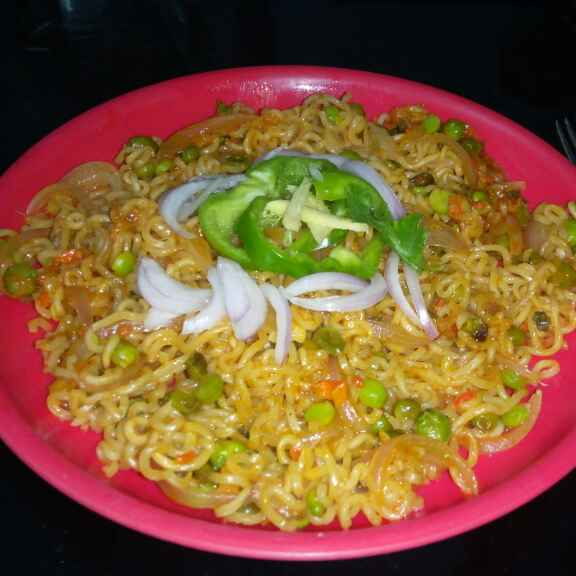 How to make Dhaba style maggi