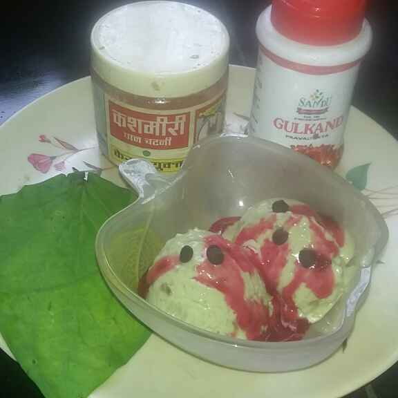 How to make Paan Ice-cream