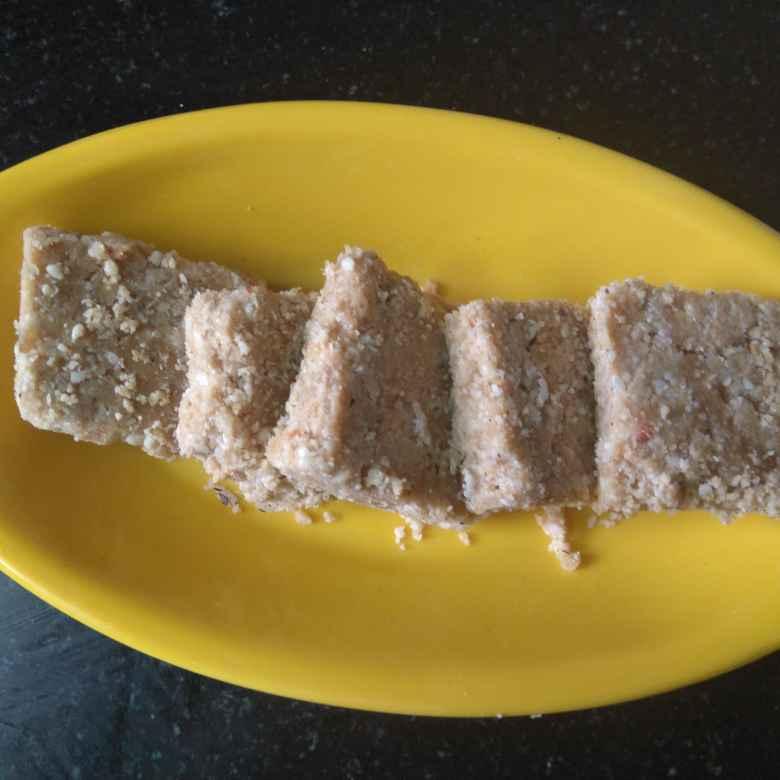 How to make Sesame and jaggori burfi