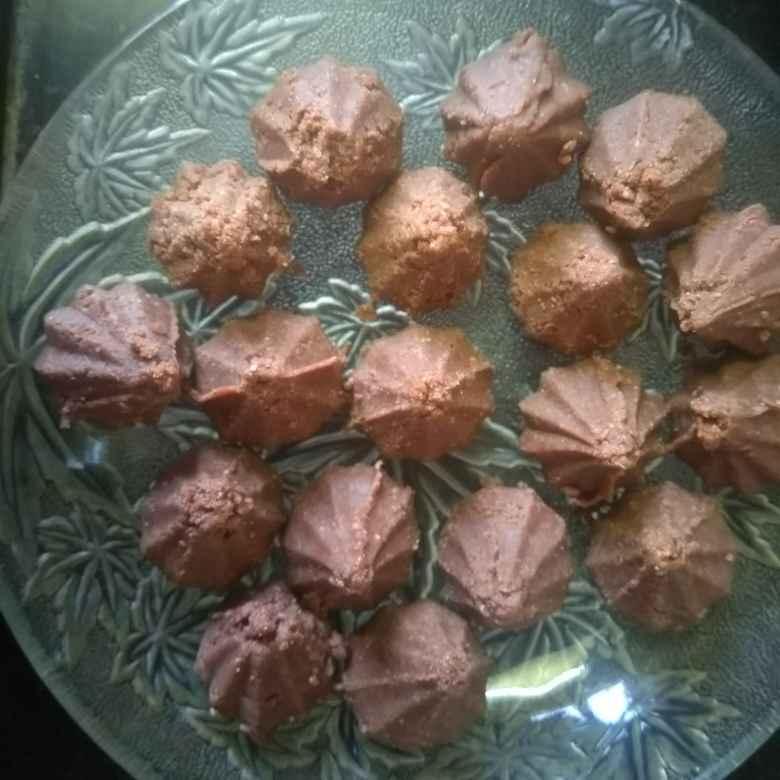 How to make Chocolate modaks