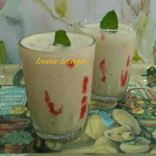 How to make Thandai Mousse.. .