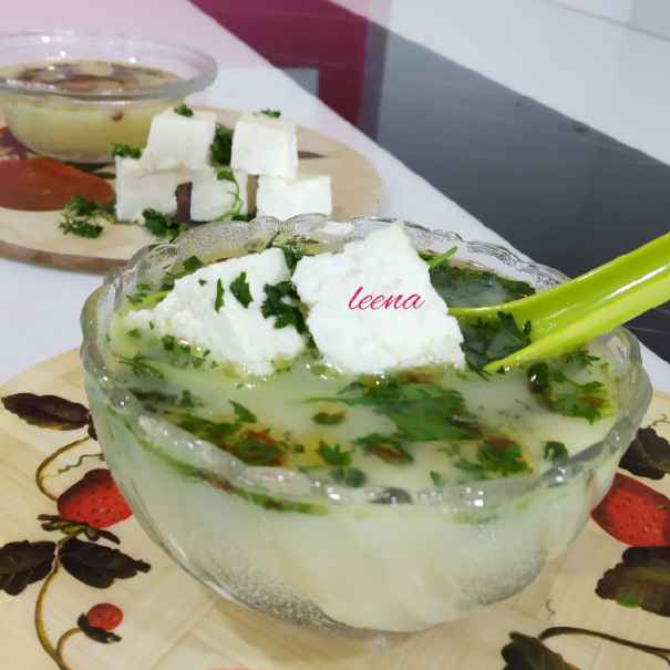 Photo of Whey Soup ( Calcium rich Soup) by Leena Sangoi at BetterButter
