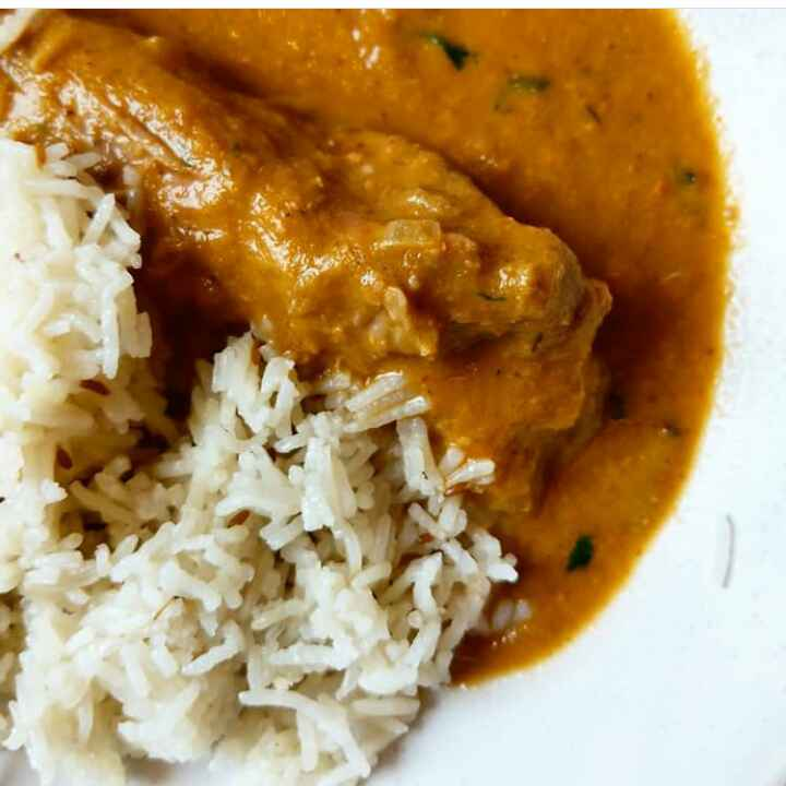 How to make Chicken curry south indian style.