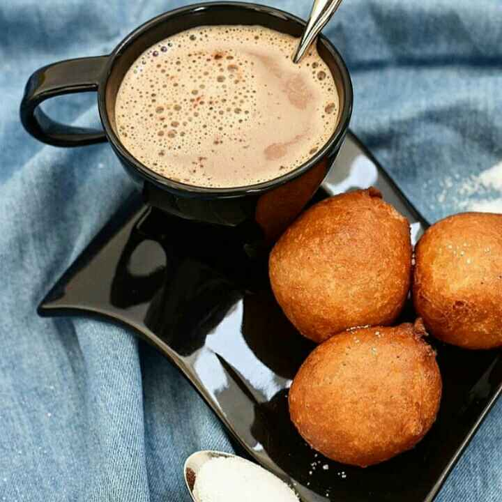 Photo of Chesse corn dogs with coffee. by Leena Taneja at BetterButter