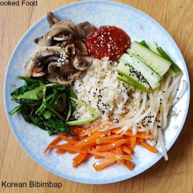 Photo of Vegan Korean Bibimbap by Linsy Patel at BetterButter