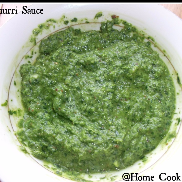 Photo of Chimichurri Sauce by Linsy Patel at BetterButter