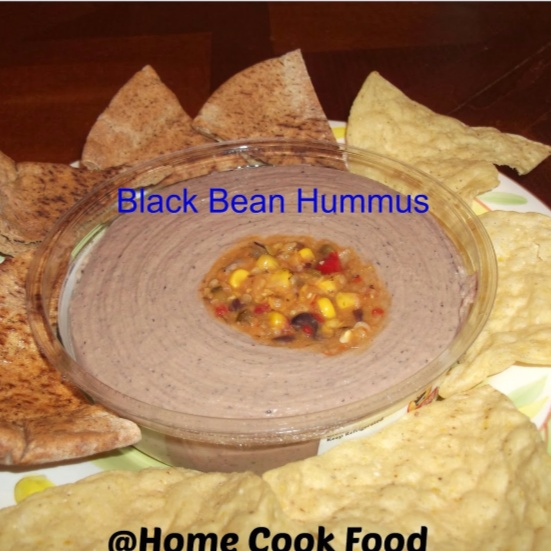 How to make Black Bean Hummus
