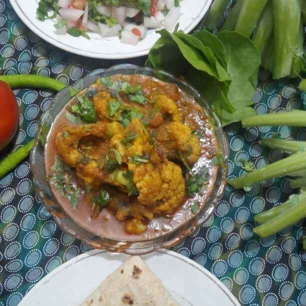 How to make Gobhi Masala