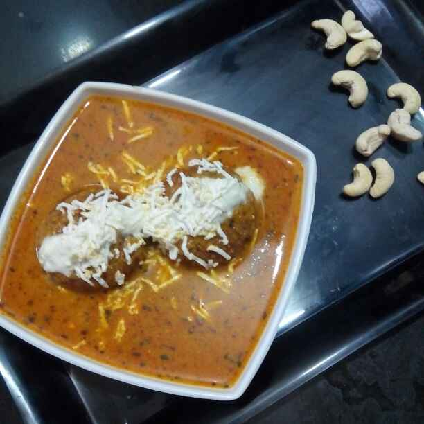 How to make Bread Malai Kofta Curry