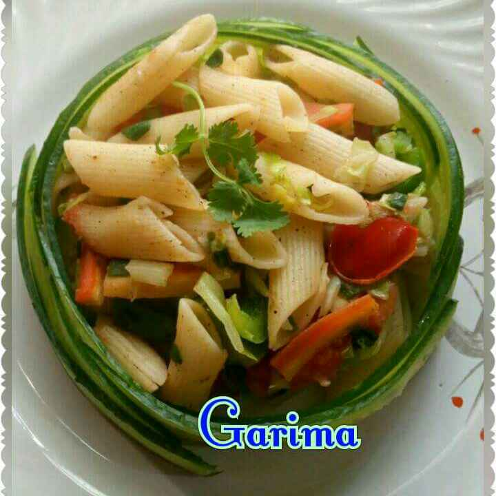 Photo of Pasta Salad by Lion Garima at BetterButter
