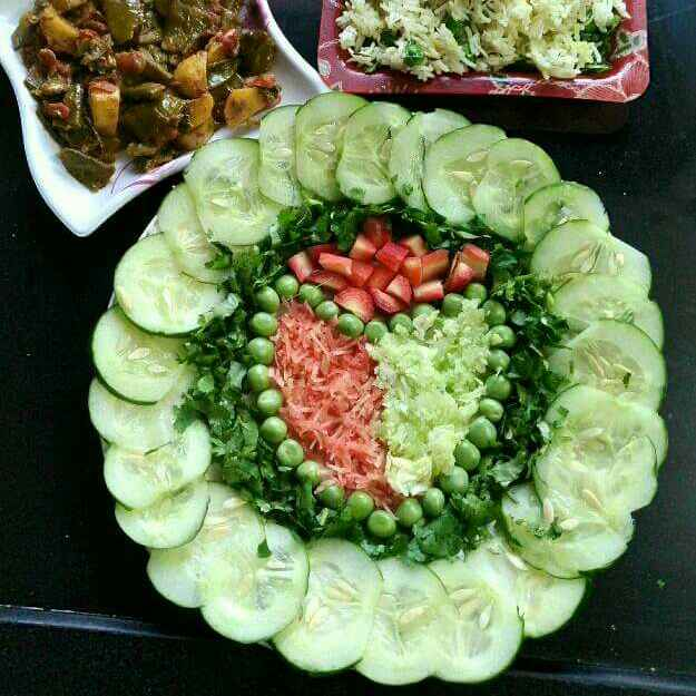 Photo of Veggie Salad by Lion Garima at BetterButter