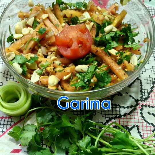 How to make Papaya Salad