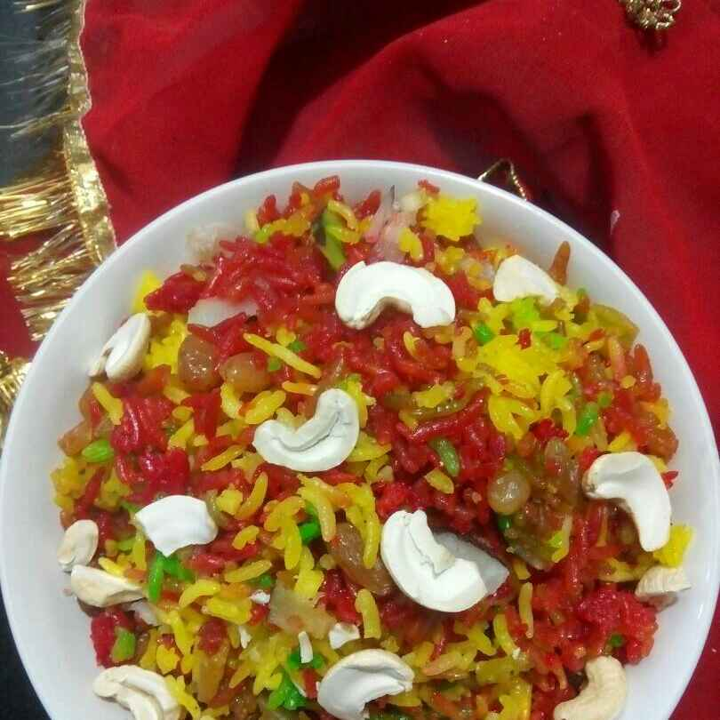 How to make Meethi biryani