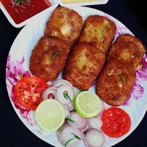 Photo of Fish cutlet by Lisha Mukherjee at BetterButter