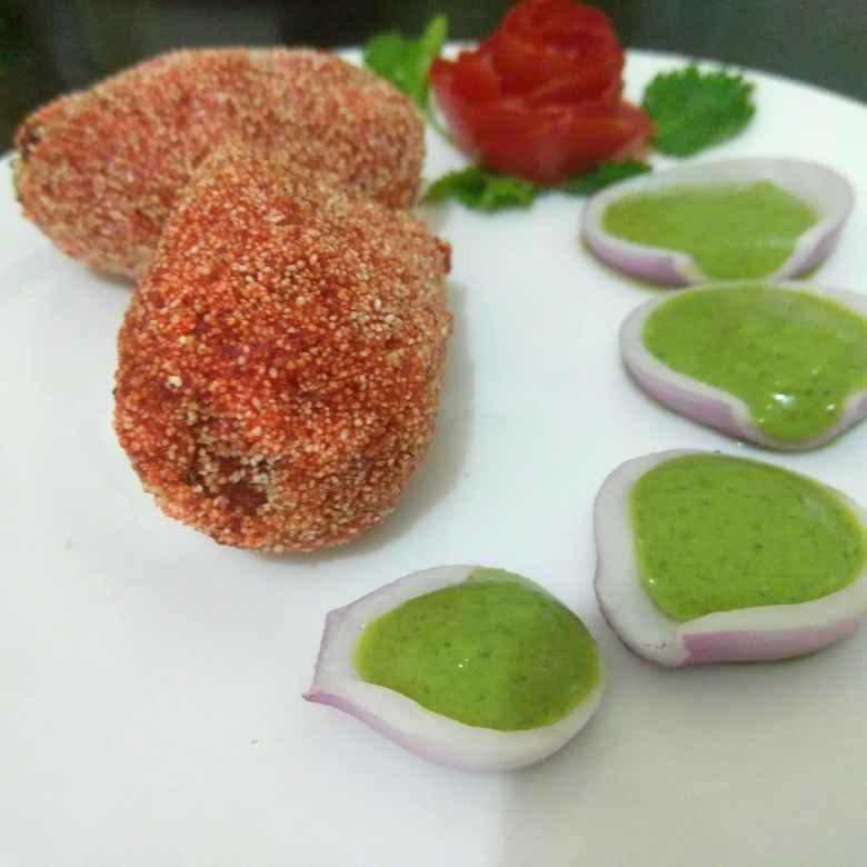 How to make Vegetable cutlet/Vegetable chop