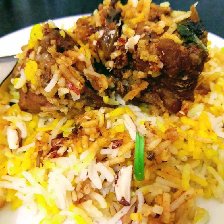 How to make Mandi Mutton Rice-Arabian