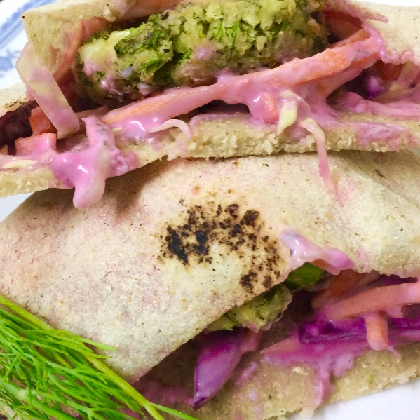 Photo of #Main Contest# #BetterButter# Go Wheat Free - Jowar (White Millet) Pita Pockets by Lopa Tanna at BetterButter