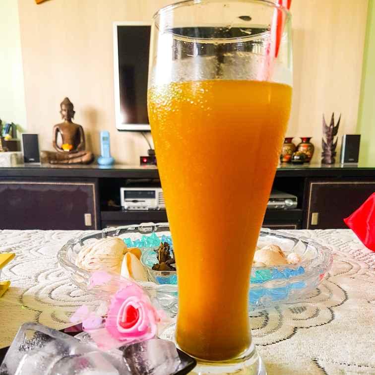 Photo of Orange beauty by Lopamudra Maiti at BetterButter
