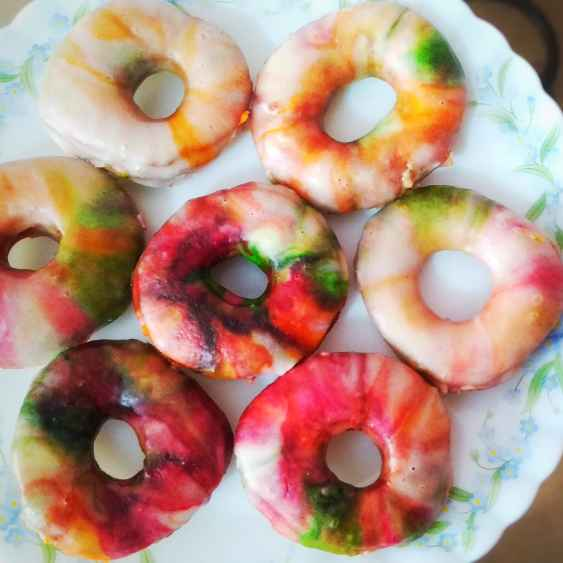 Photo of Instant donuts by Lopamudra Mukherjee at BetterButter