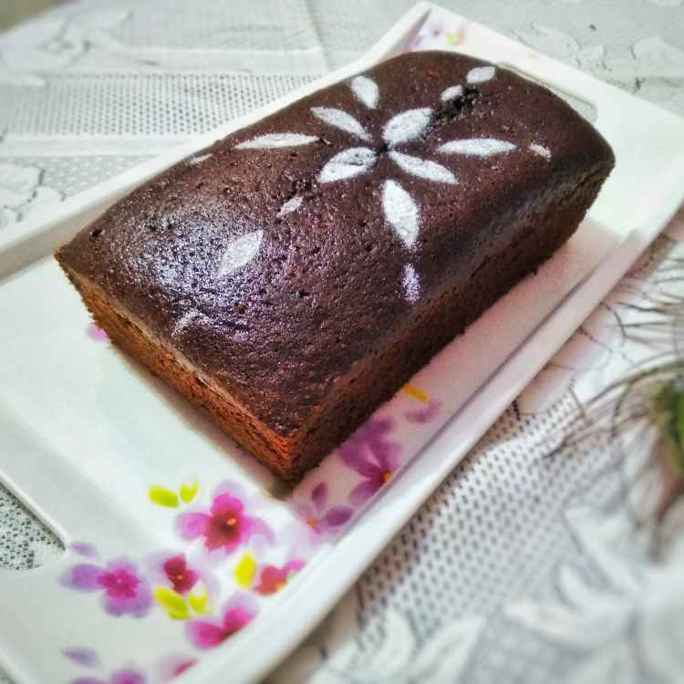 Photo of Chocolate sponge cake without oven by Lopamudra Mukherjee at BetterButter