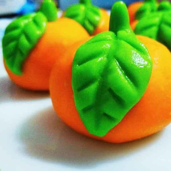 Photo of Orange sondesh by Lopamudra Mukherjee at BetterButter