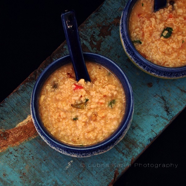 Photo of Chicken and Oats Soup by Lubna Karim at BetterButter