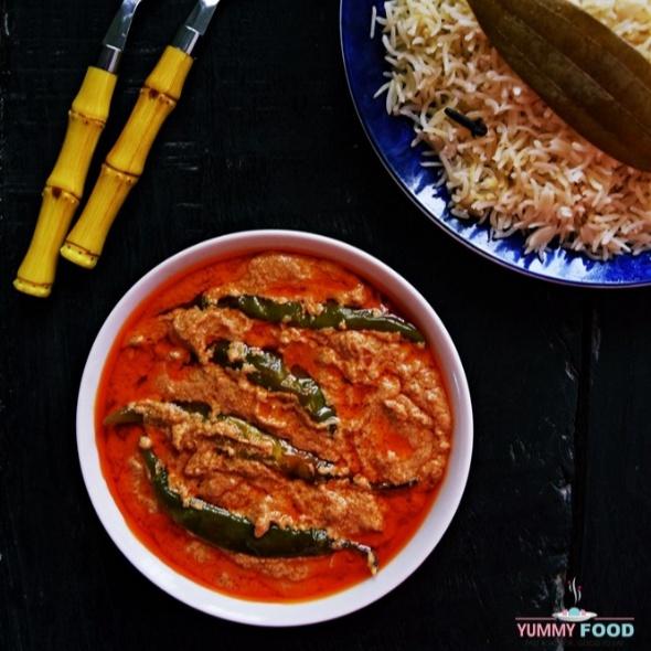 How to make Mirchi ka Salan - Classic Hyderabadi Green Chilli Curry