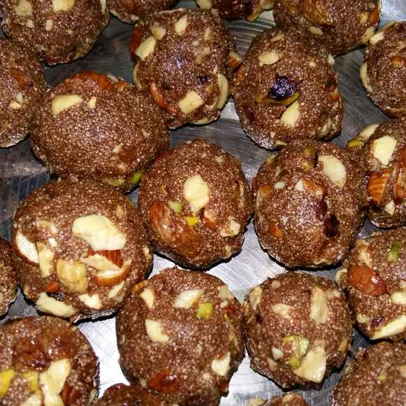 How to make Dry Fruits Treat