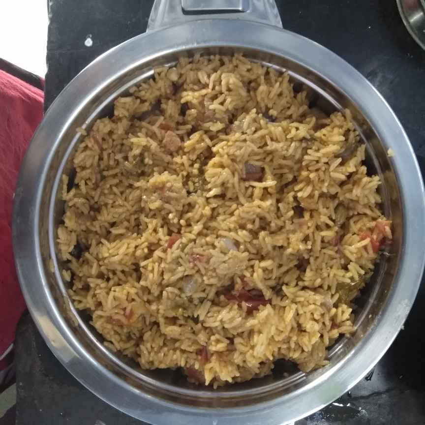 Photo of Special tomato rice by Maala Rajamanickam at BetterButter