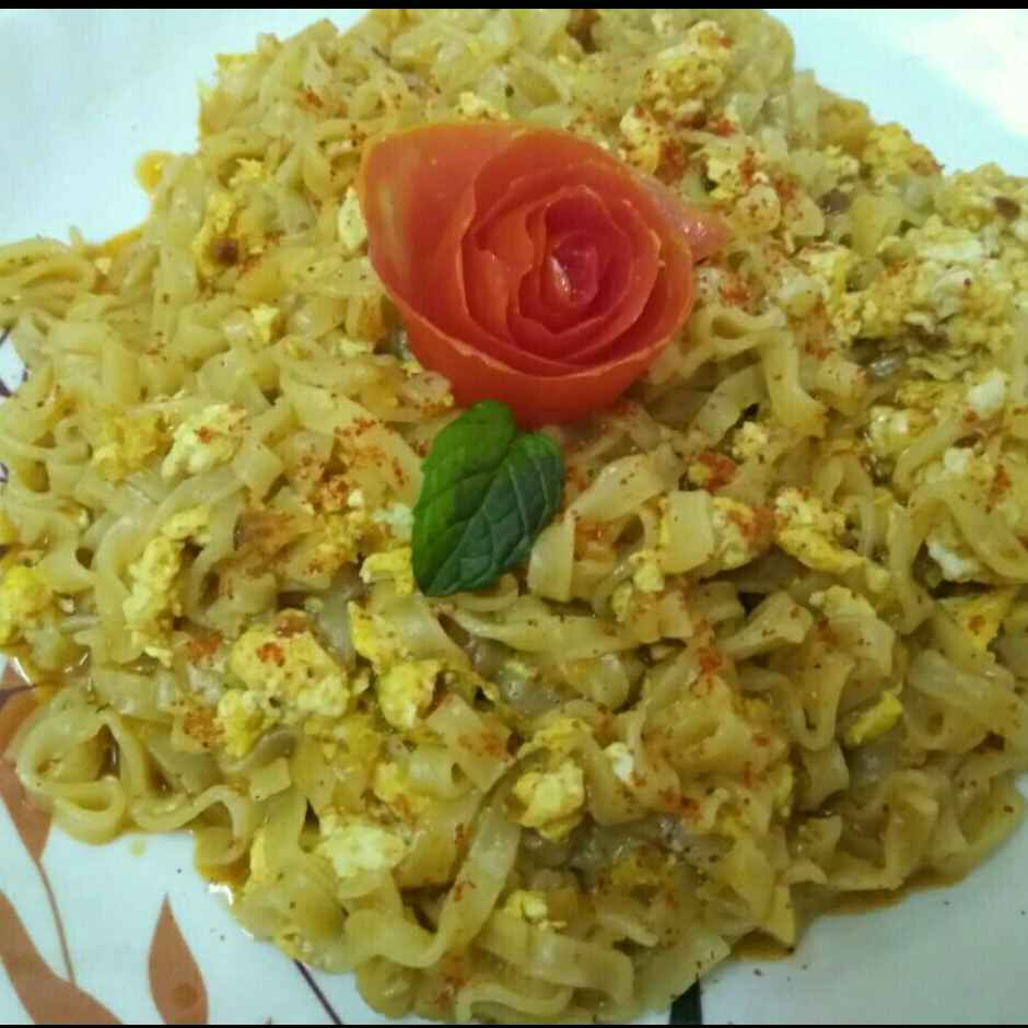 How to make Egg Maggi