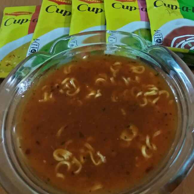How to make Maggi tomato soup