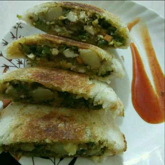 Photo of Bread kachori by Madhu Makhija at BetterButter