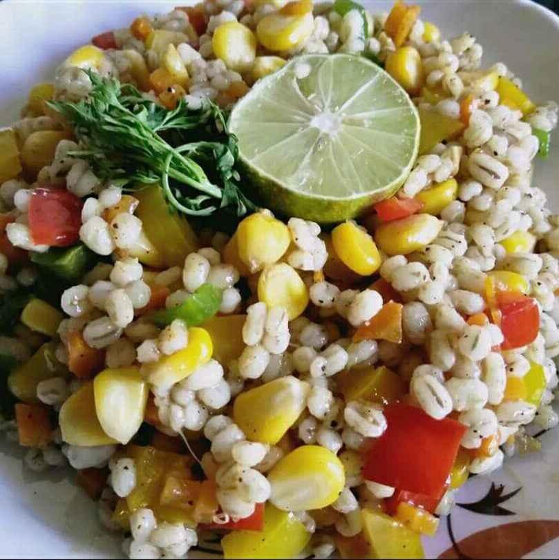 Photo of Barley salad by Madhu Makhija at BetterButter