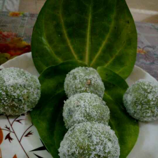 How to make Pan laddu