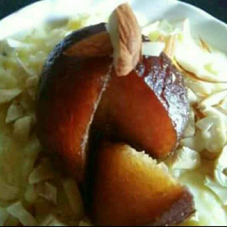 How to make खीर गुलाबजामुन के साथ