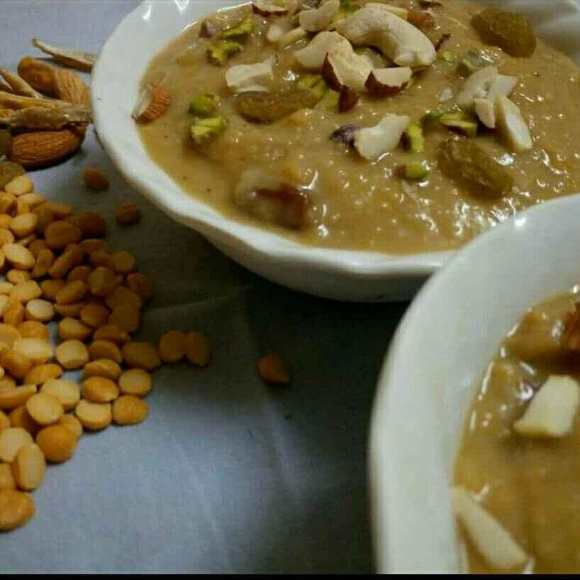 How to make Chana Dal Kheer(No milk and sugar)