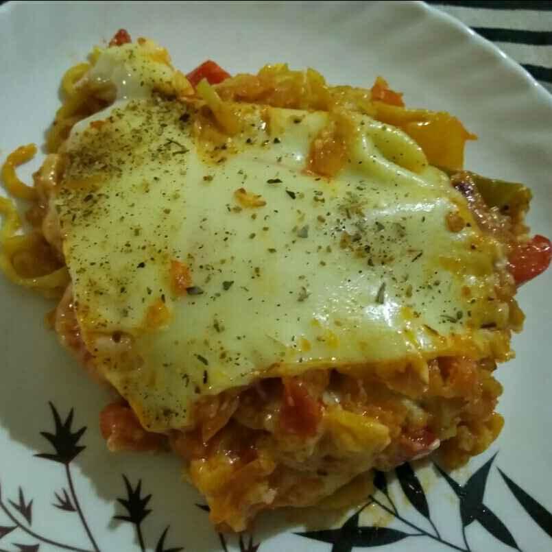 Photo of Maggi lasagna  by Madhu Makhija at BetterButter